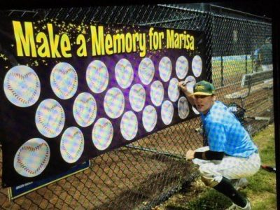 Make a Memory for Marisa